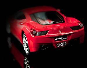 Автомобиль на радиоуправлении Ferrari 458 Italia, XQRC12-2AA, фото
