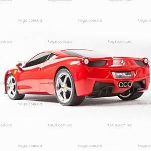 Автомобиль на радиоуправлении Ferrari 458 Italia, XQRC12-2AA, цена