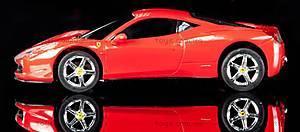 Автомобиль на радиоуправлении Ferrari 458 Italia, XQRC12-2AA, игрушки