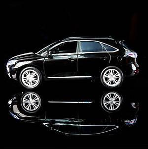 Автомобиль на радиоуправлении Lexus RX 450h, XQRC16-7AA, купить
