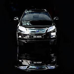Автомобиль на радиоуправлении Lexus RX 450h, XQRC16-7AA, отзывы