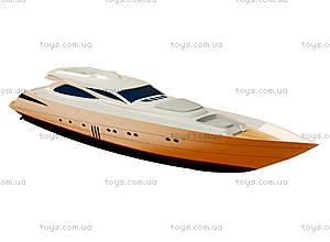 Детский катер на радиоуправлении Offshore-Yacht, 3263
