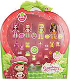 Игровой набор Strawberry Shortcake «Ягодный гардероб», 12254N