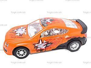 Яркий инерционный спорткар, 802-2A, купить