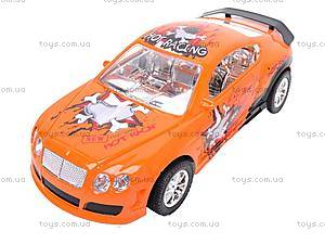 Яркий инерционный спорткар, 802-2A