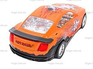 Яркий инерционный спорткар, 802-2A, отзывы