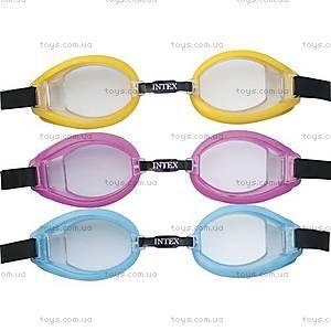 Яркие детские очки для плавания , 55608