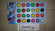 Яркие мячики-попрыгунчики, T00014