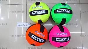 Яркий мяч для игры в волейбол, VB0118