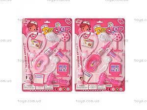 Яркий розовый докторский набор,