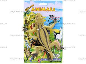Ящерица-тянучка, A017PT, детские игрушки