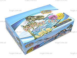 Лизун желе «Яйцо с динозавром», PR271, игрушки