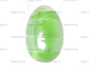 Лизун желе «Яйцо с динозавром», PR271, детские игрушки