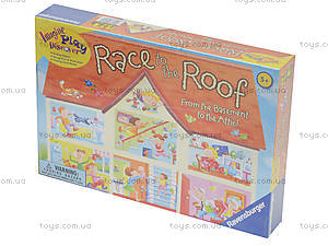 Настольная игра Ravensburger «Гонка на крыше», 22056-Rb, фото