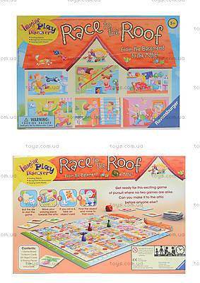 Настольная игра Ravensburger «Гонка на крыше», 22056-Rb