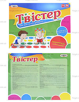 Игра для всей семьи «Твистер», 887