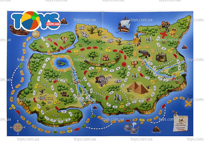 остров сокровищ экономическая игра для всей семьи настольная игра правила