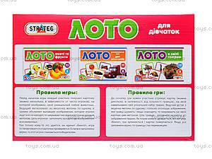 Настольная игра «Лото для девочек», 162, магазин игрушек
