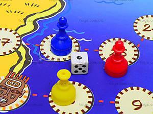 Настольная игра-бродилка «Пираты Карибского моря», 186, цена