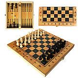 Игра 2 в 1: шахматы и нарды, IGR80, купити