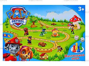 Игра-ходилка Paw Patrol, 333, фото