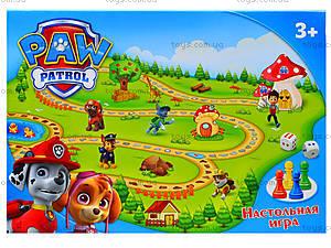 Игра-ходилка Paw Patrol, 333, цена