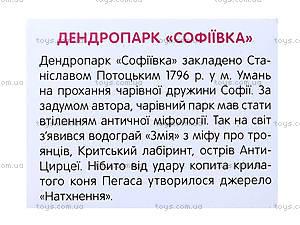 Детская настольная игра «Путешествуем по Украине», 5731, фото