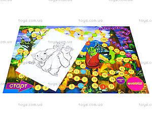 Детская настольная игра «Шрек», 430, цена