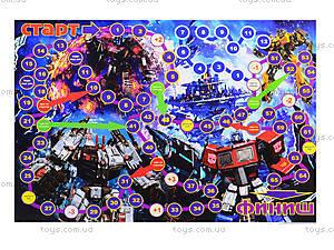 Игра настольная «Стальные роботы», 454, купить