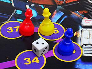 Игра настольная «Стальные роботы», 454, игрушки