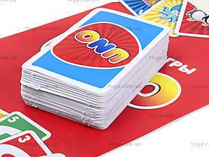 Настольная игра Uno «Классическая», 053, цена