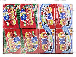 Настольная игра UNO «Детская ZOO+Классическая», 054