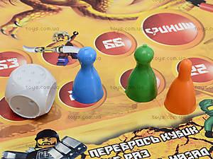 Настольная игра для детей «Ниндзя», 061, купить