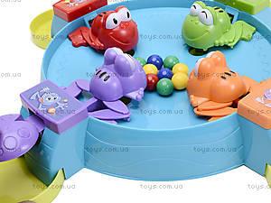 Настольная игра «Покорми лягушек», 707-35, игрушки