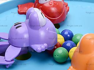 Настольная игра «Покорми лягушек», 707-35, toys.com.ua