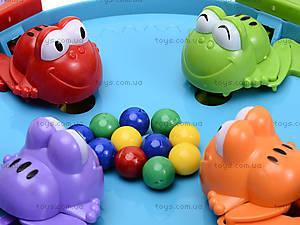 Настольная игра «Покорми лягушек», 707-35, toys