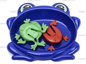 Детская настольная игра «Лягушачьи бега», 8106, цена