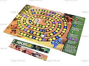 Настольная игра-бродилка «Ниндзя», 086, купить