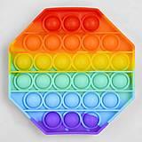 Игра антистресс Pop it Simple Dimple 13 см, 28 пупырок, C45478, игрушки