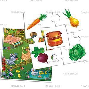 Игра-ассоциация «Что вокруг меня», VT1601-02, іграшки