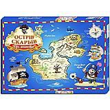 Игра-бродилка «Остров сокровищ», 76640, купить
