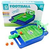 Игра детская настольная «Футбол», 5777-21, магазин игрушек