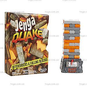 Настольная игра «Дженга Землетрясение», A5405