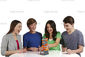 Настольная игра «Дженга Землетрясение», A5405, детские игрушки
