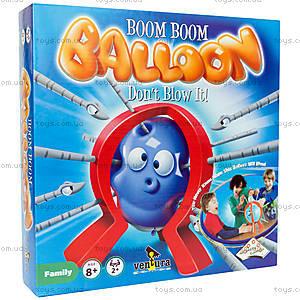 Игра для детей «Бум бум балун», 03224