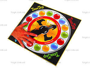 Игра для детей «Твистер» 2 в 1, , купить