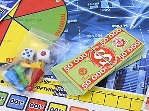Игра экономическая настольная «Биржа», 0403, отзывы