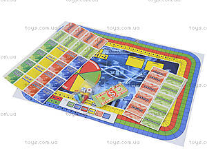 Игра экономическая настольная «Биржа», 0403, цена