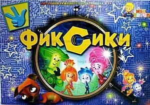 Настольная игра с героями «Фиксики», МГ 090