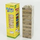 Игра - головоломка «Башня», 0443, купить